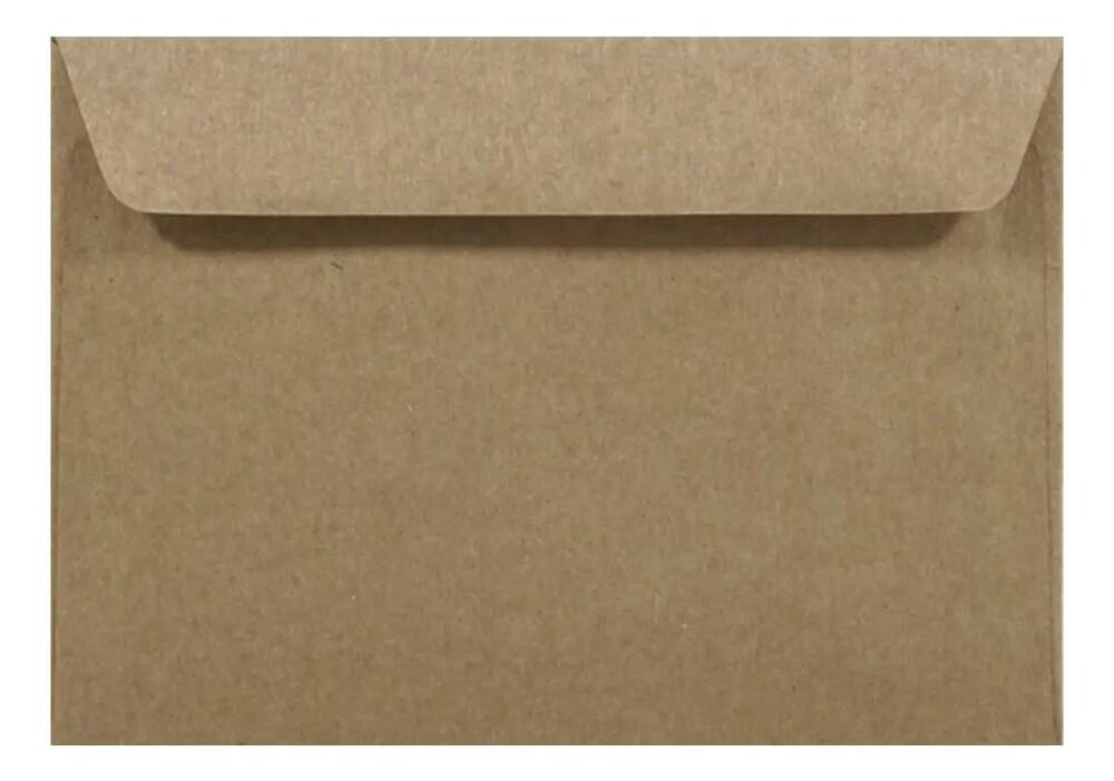 Koperta EKO KRAFT z papieru ekologicznego